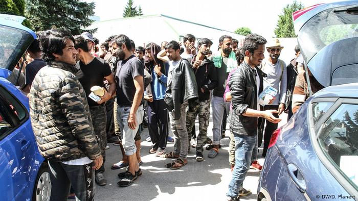 BiH: Bihać Mayor seeing some State engagement on migrant issue