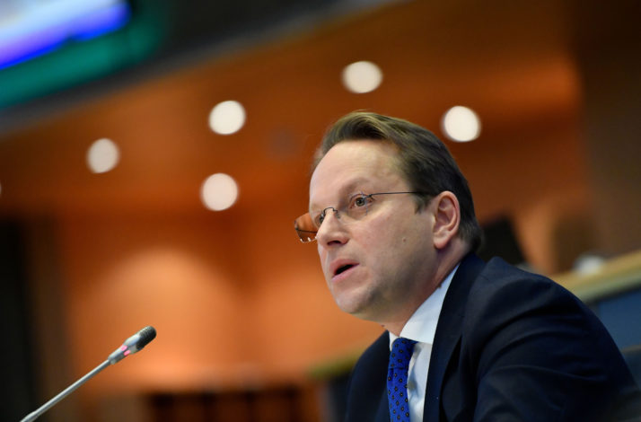 EU: Varhelyi disappointed with deadlock in Albania, North Macedonia accession talks