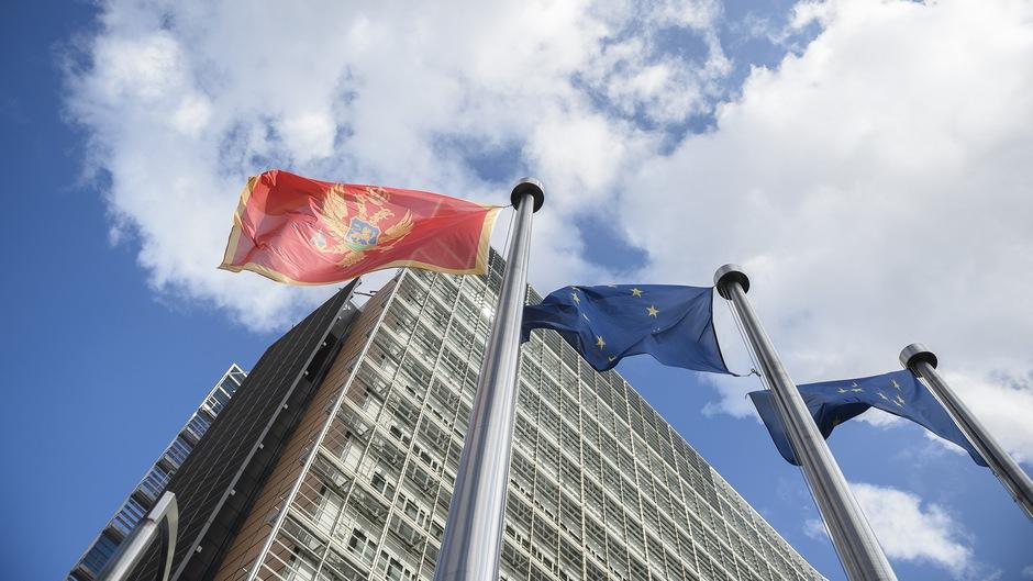 Montenegro receives 53m euros in EU support