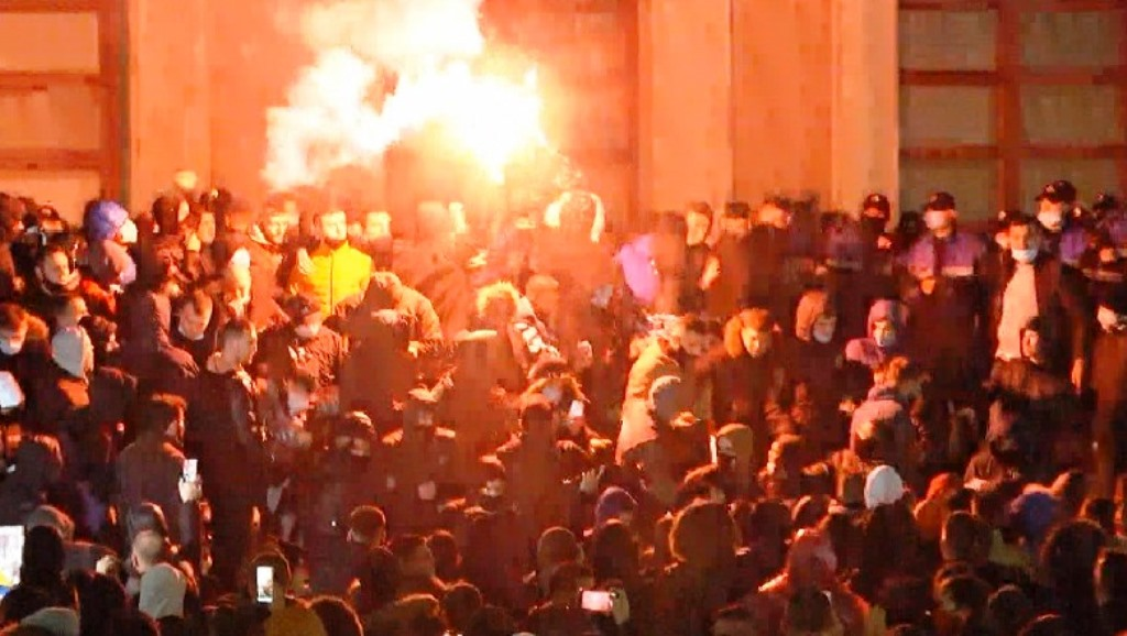 Albania: Tensions rise in Tirana as people take to the streets over the murder of the 25-year-old by the police