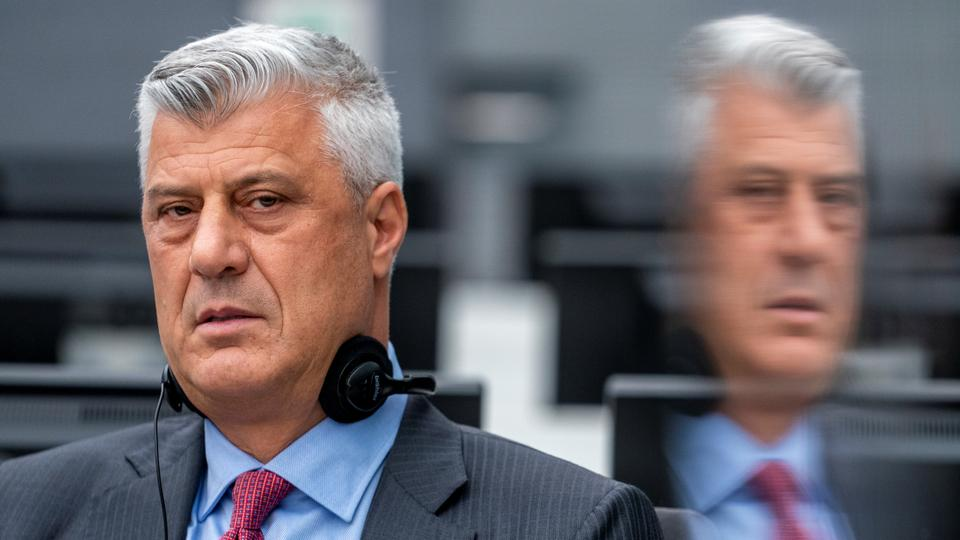 Kosovo: Foundation for Thaci's legal protection established