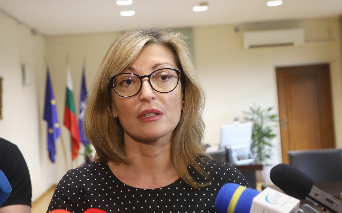 Bulgaria: Zaharieva sends the start of accession talks with North Macedonia to the unforeseeable future