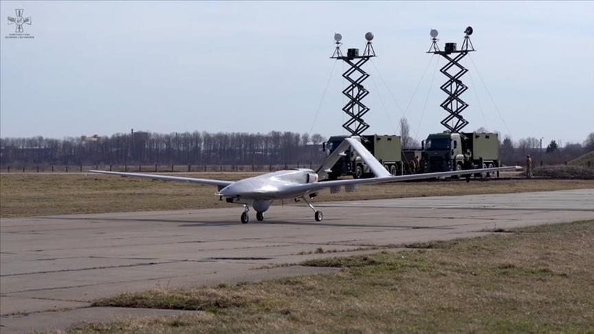 Ukraine signs agreement with Turkey on UAVs and corvettes to boost security