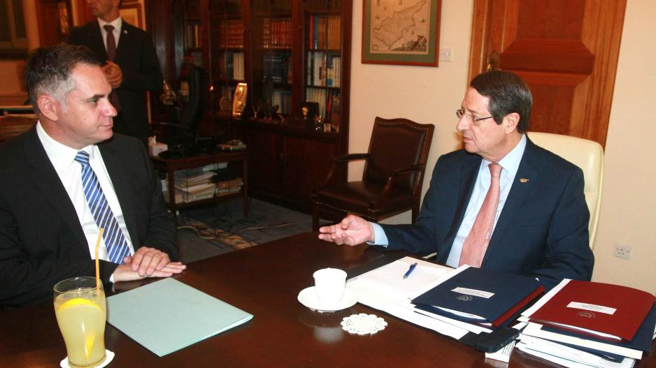 Cyprus: Anastasiades ready to take responsibility if involvement in any illegality is found