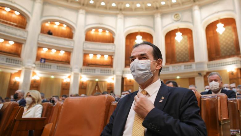 Romania: New MPs and senators formally ratified