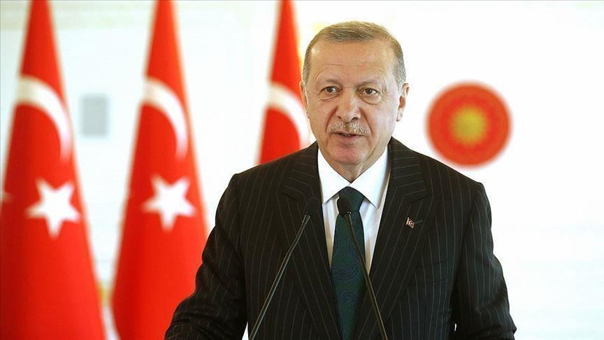 Erdogan virtually attends groundbreaking ceremony for 522 houses donated by Turkey to earthquake victims in Albania