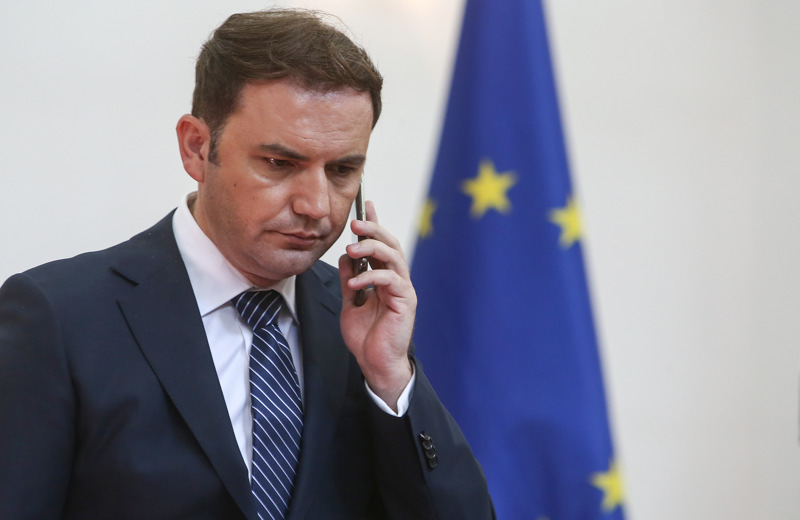 North Macedonia: Osmani in Athens for meetings with the political and state leadership
