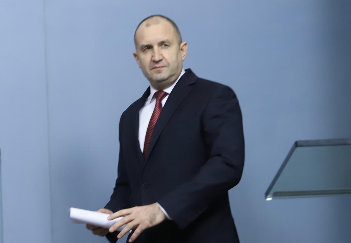 Bulgaria: President Radev signs decree for Elections on 4 April 2021