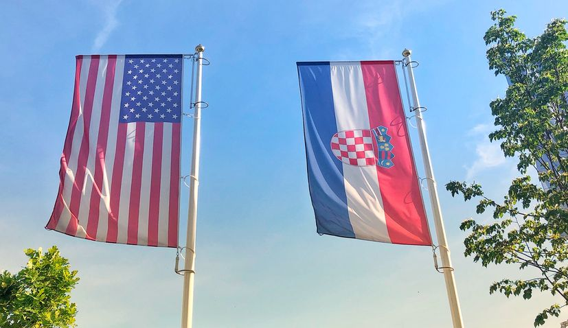 Croatia hoping to improve relations with the US