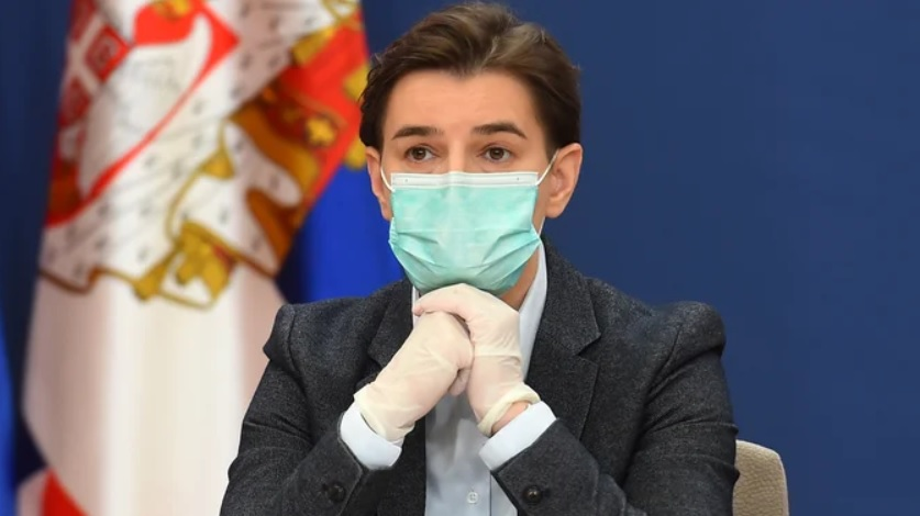 Brnabic: Doctors from North Macedonia can get vaccinated in Serbia