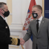 Serbia: Stefanovic meets with NATO Joint Forces Commander in Naples