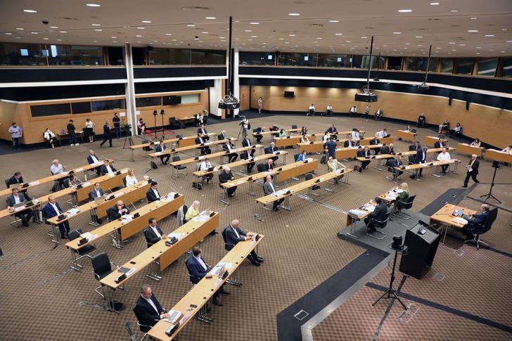 Cyprus votes 2021 budget