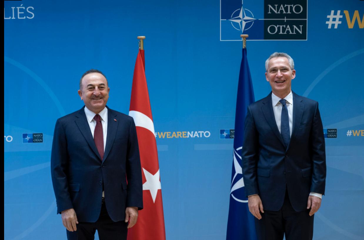 Turkey: Stoltenberg, Çavuşoğlu discuss Situation in Eastern Mediterranean, Libya and Afghanistan