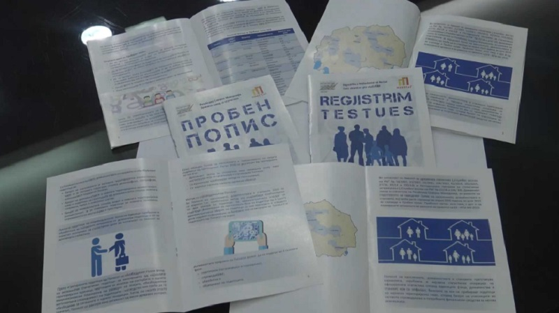 North Macedonia: The census at the center of political controversy pending Presidential signature
