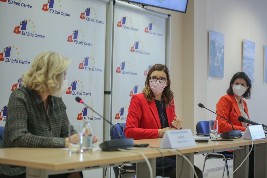 Montenegro receives EU assistance in health sector
