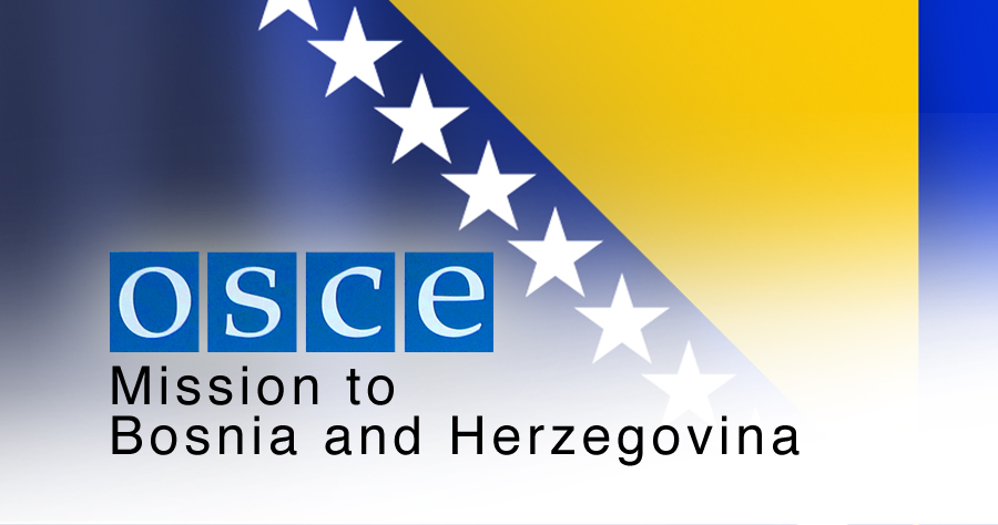 BiH: OSCE Mission urges authorities to find solutions to refugee issue