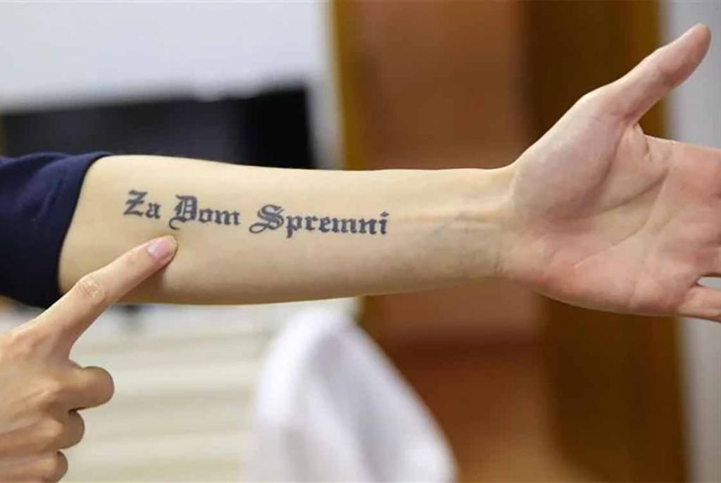 "Croatia: ""Za dom spremni"" (""For Homeland – Ready"") is a Nazi salute, says President Milanović"