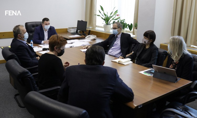 BiH: Štefanek meets with Authorities in search of a solution to the migrant issue