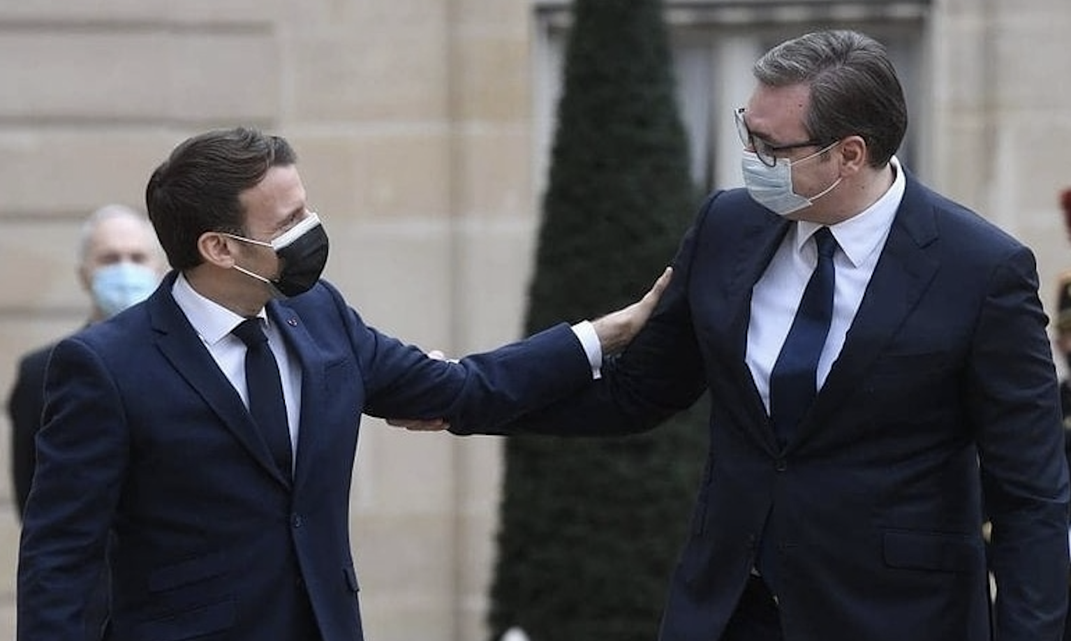 Vučić: We have the French President's support