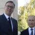Serbia: Vučić and Putin speak over the phone