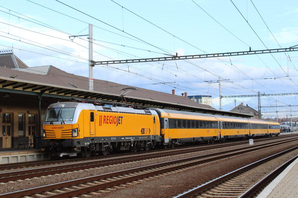 Croatia: RegioJet back on the rails
