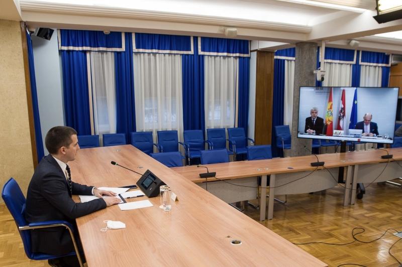 Montenegro has allies in Austria, says Sobotka
