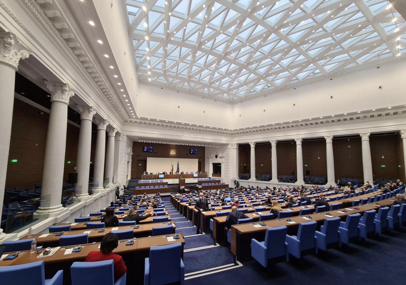 Bulgaria: Term of 44th National Assembly to conclude on March 25th