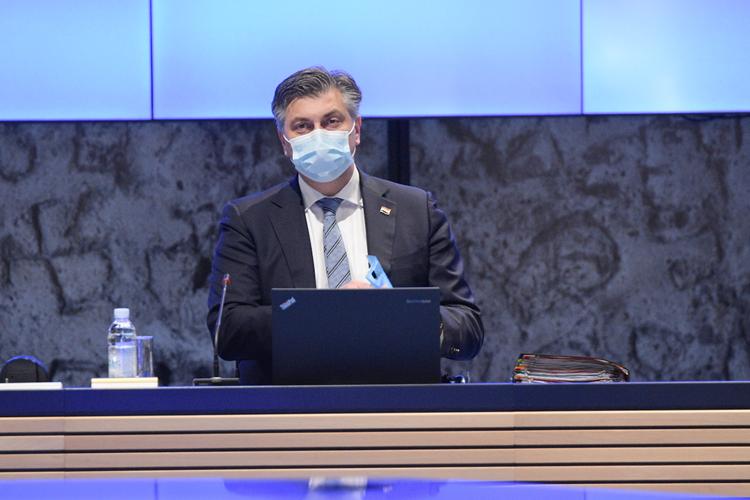 Croatia: Plenković announces relaxation of measures