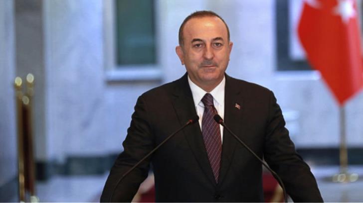 "Cavusoglu: Turkey condemns ""coup attempt"" in Armenia"