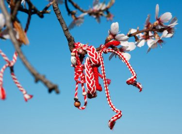 The ancient custom of March 1 with white and red threads lives on in the Balkans