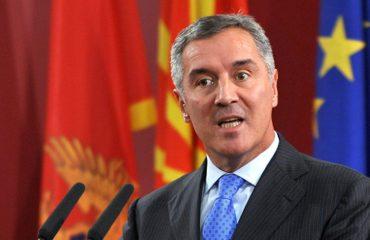 Montenegro: President Đukanović warns of a difficult epidemiological situation