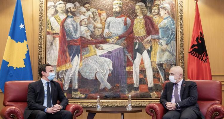 Albania: Kurti met with Meta and Basha in Tirana