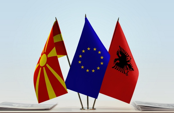 The EP Commission approved the progress reports of Albania and North Macedonia