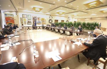 Cyprus: President Anastasiades hopes for a dynamic restart of the economy