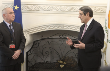 Cyprus: Anastasiades receives European Court of Auditors annual report