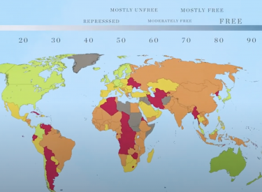 Cyprus and Bulgaria top 2021 Economic Freedom Index; Greece worst-ranked among Balkan, European countries