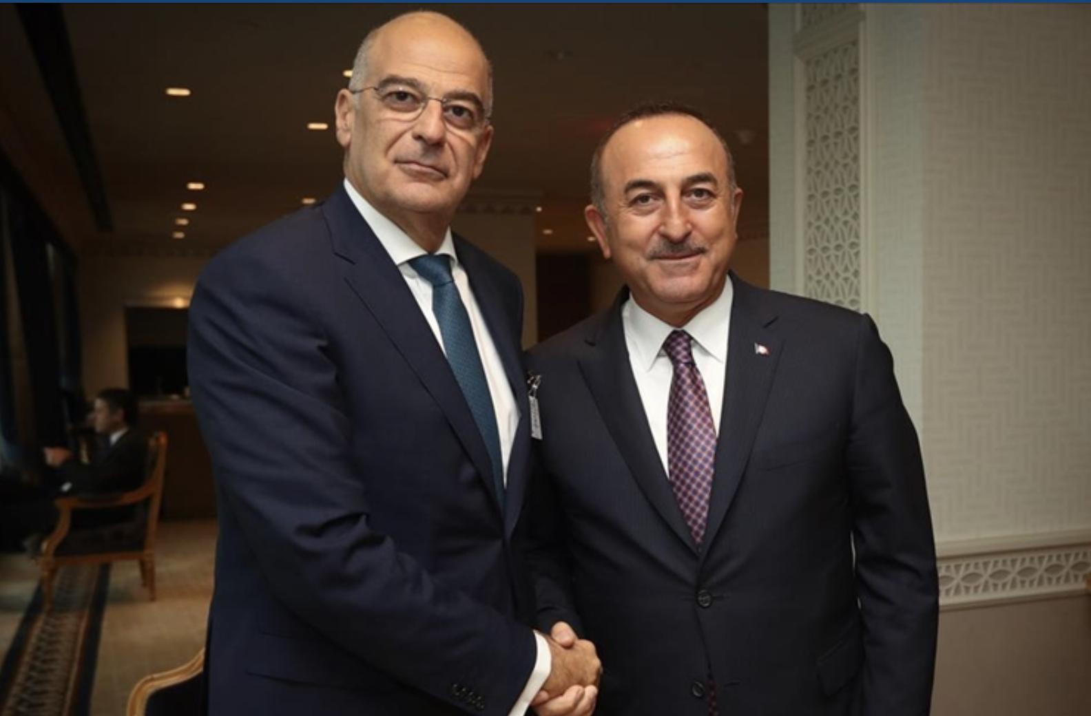 Turkey: Çavuşoğlu announces meeting with his Greek counterpart on April 14