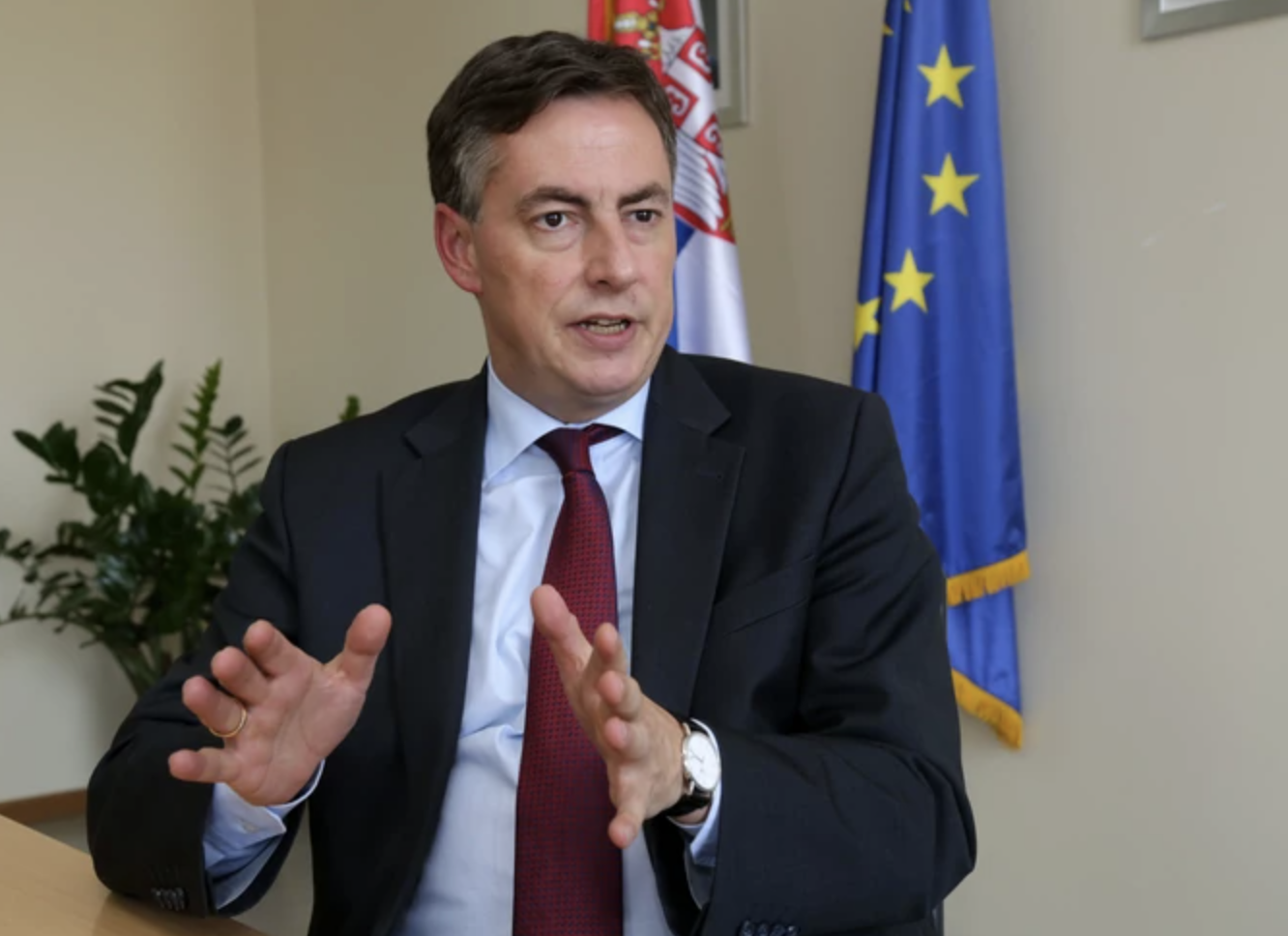 McAllister: Freedom of movement should include the Western Balkans
