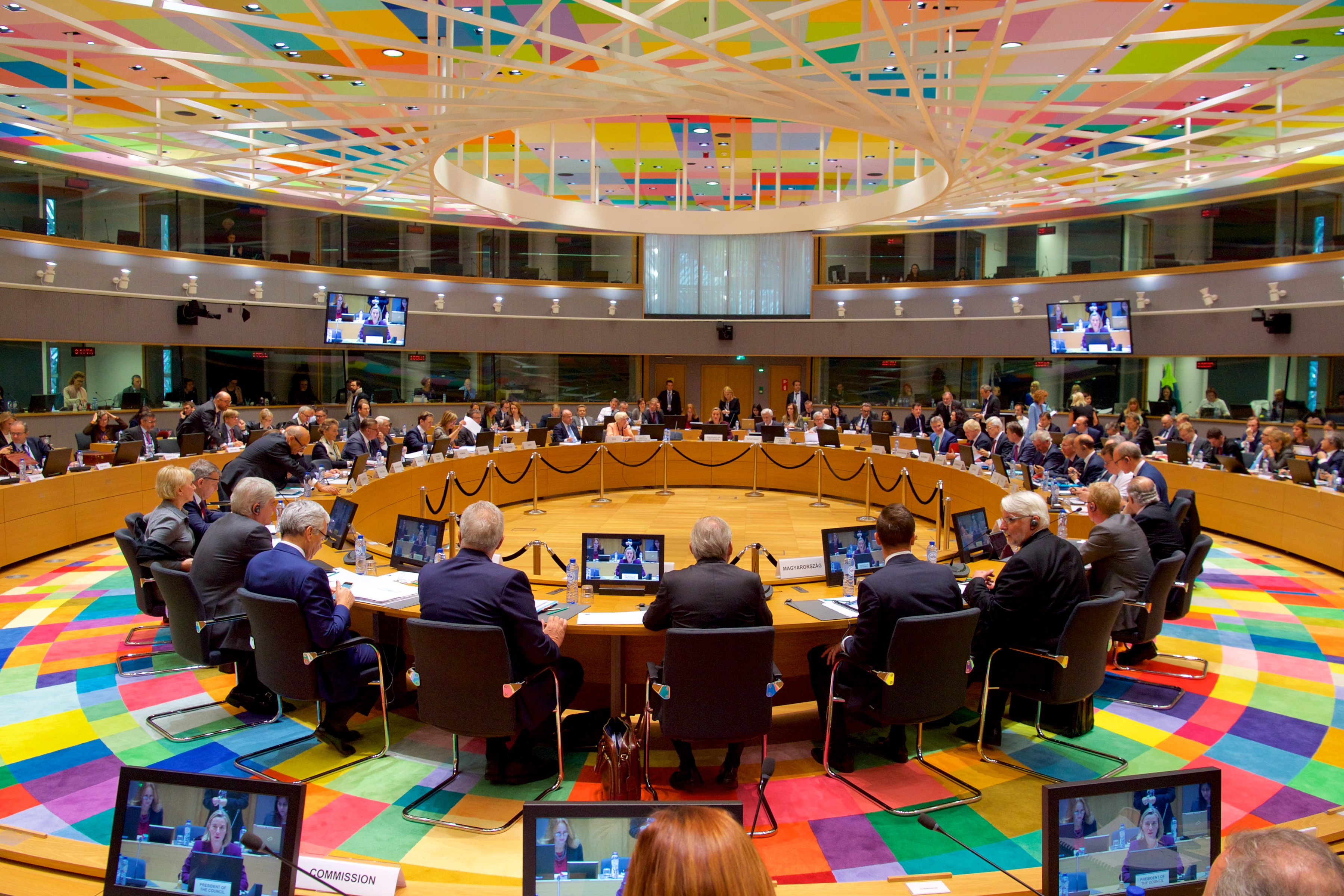 All eyes on Turkey at the EU Foreign Affairs Council in Brussels