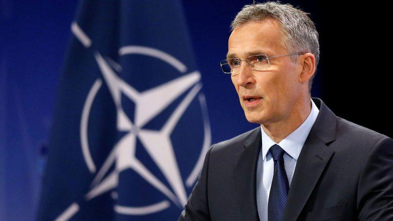 Stoltenberg: NATO will protect confidential data