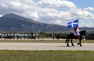 Greece: Impressive images from the final rehearsal of the parade for the 200 years of the Greek Revolution (video)