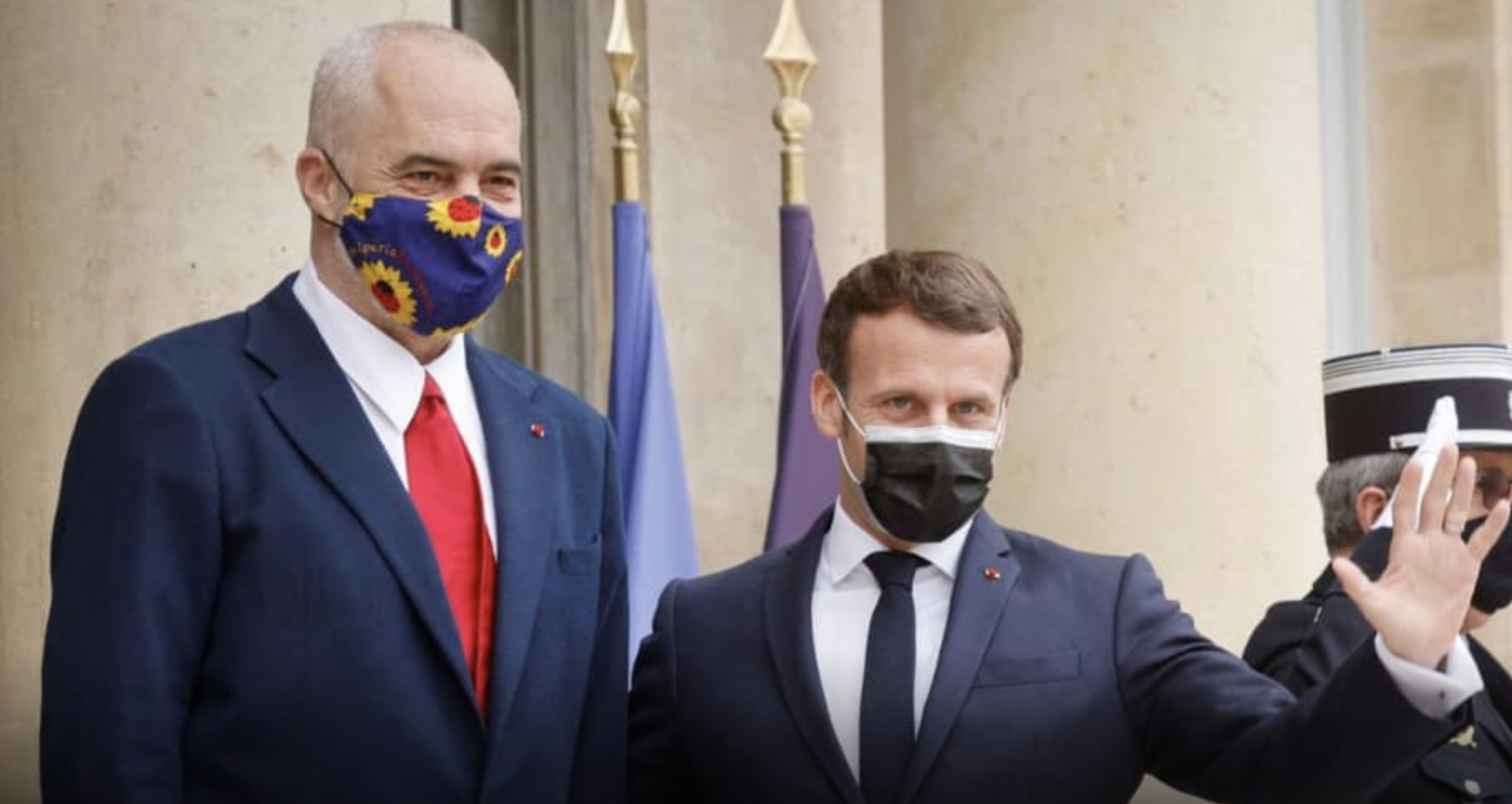 Albania: Macron and Rama discuss bilateral issues and French investments while in Paris
