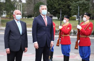 Montenegro: Đukanović congratulates Greece on Βicentennial