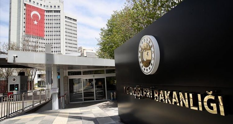 Turkish Foreign Ministry: Turkey welcomes the conclusions adopted by European Council