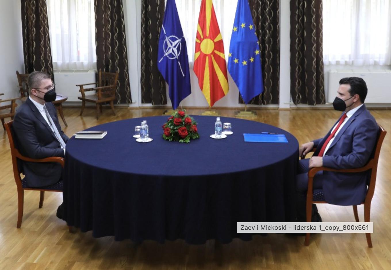 North Macedonia: Zaev and Mickoski decide to push back census to September