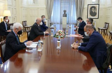 Greece: Dendias and Özügergin discuss preparations for upcoming visit to Turkey