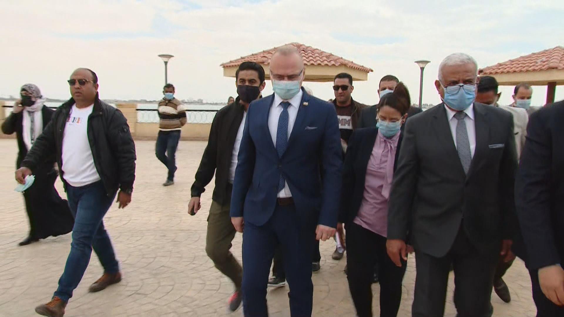 Croatia: Grlić Radman on an official visit to Egypt
