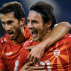 North Macedonia football team beats Germany 2-1