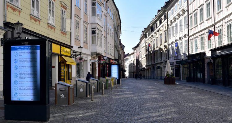 Slovenia: Τhird lockdown begins this morning
