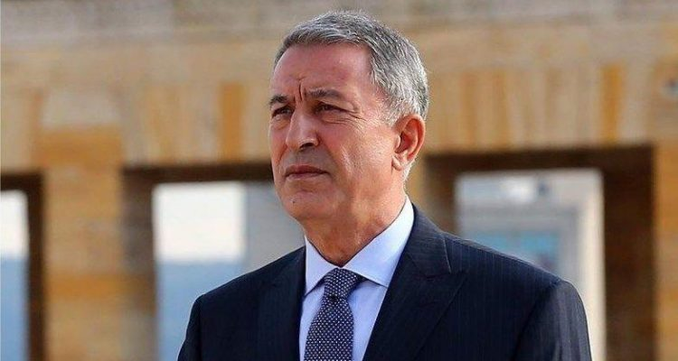Turkey: Akar discusses bilateral defense co-operation with US counterpart